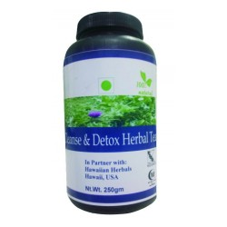 Hawaiian herbal cleanse & detox tea