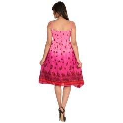 Wardtrobe Beautiful stylish Sleeveless cotton Long Dress 3