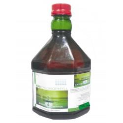 Hawaiian herbal chlorophyll juice