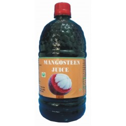 Hawaiian herbal mangosteen juice