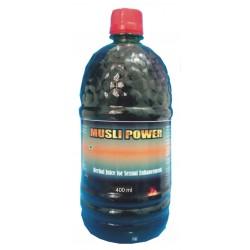 Hawaiian herbal musli power juice