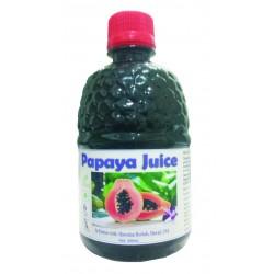 Hawaiian herbal papaya juice
