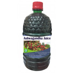 Hawaiian herbal ashwagandha root juice