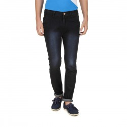 HALTUNG MENS SLIM FIT JEANS CR CRBN-36