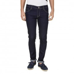 HALTUNG MENS SLIM FIT JEANS CR DBLUE-34