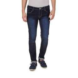 HALTUNG MENS SLIM FIT JEANS CR LBLUE-36