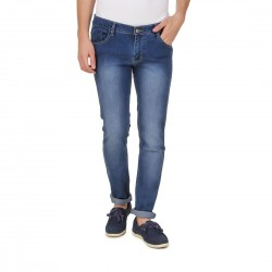 HALTUNG MENS SLIM FIT JEANS CRMW IB-32