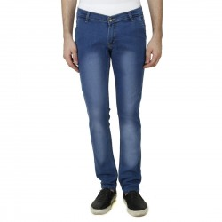 HALTUNG MENS SLIM FIT JEANS CRMW LBLUE-34