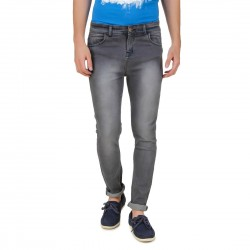 HALTUNG MENS SLIM FIT JEANS DBLUE-36
