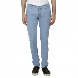 HALTUNG MENS SLIM FIT JEANS LBLUE-34