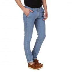HALTUNG MENS SLIM FIT JEANS MW DBLUE-34 1