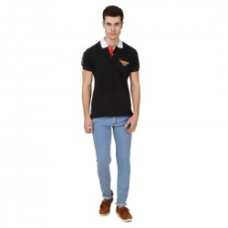 HALTUNG MENS SLIM FIT JEANS MW DBLUE-34 2