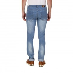 HALTUNG MENS SLIM FIT JEANS MW IB-30 4