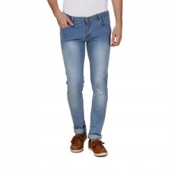 HALTUNG MENS SLIM FIT JEANS MW IB-36 4