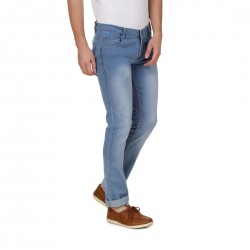 HALTUNG MENS SLIM FIT JEANS MW IB-36 1
