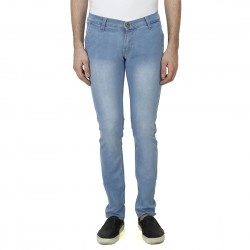 HALTUNG MENS SLIM FIT JEANS MW LBLUE-36