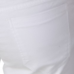 HALTUNG MENS SLIM FIT JEANS WHITE-30 3
