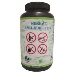 Hawaiian herbal anti addiction powder