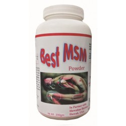 Hawaiian herbal best msm powder