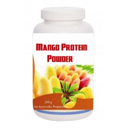 Hawaiian herbal mango protein powder