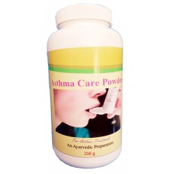 Hawaiian herbal asthma care powder