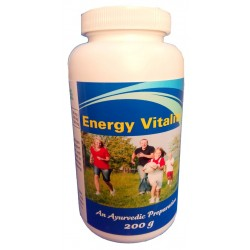 Hawaiian herbal energy vitality powder