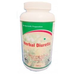 Hawaiian herbal diuretic powder