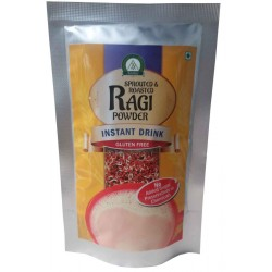 Ammae Sprouted Ragi Powder, 100g (Pack of 5)