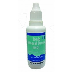 Hawaiian herbal ionic mineral drops