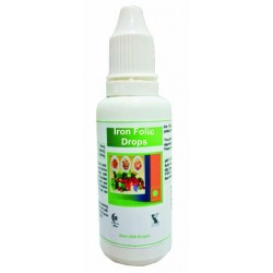 Hawaiian herbal iron folic drops