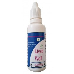 Hawaiian herbal liver well drops