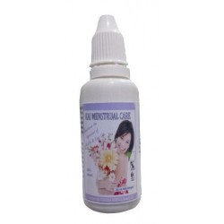 Hawaiian herbal menstrual care drops