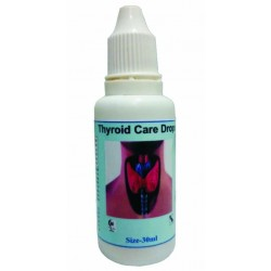Hawaiian herbal thyroid care drops