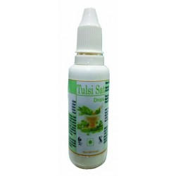 Hawaiian herbal tulsi sat drops