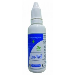 Hawaiian herbal uro well drops