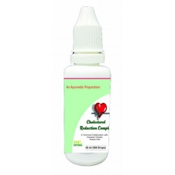 Hawaiian herbal cholesterol reduction complex drops