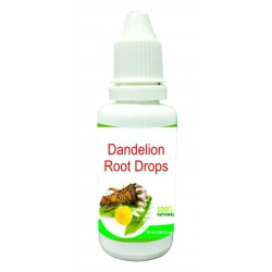 Hawaiian herbal dandelion root drops