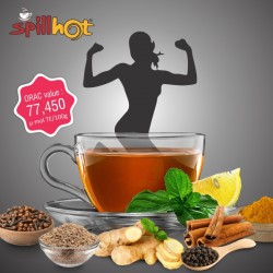 Spillhot Immunity Tea 3