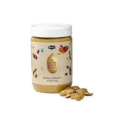 ALL NATURAL PEANUT BUTTER CREAMY(1kg)