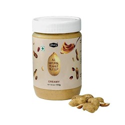 ALL NATURAL PEANUT BUTTER CREAMY(510 GM)