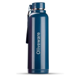 Oliveware Aura Insulated Steel Water Bottle 690 ML
