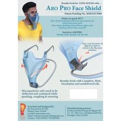 AroPro Face shield 2