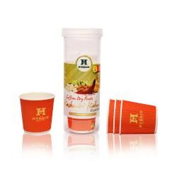 THE HYBRID SAFFRON DRYFRUITS KAHWA (10 Instant Cups) 1