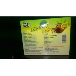 Herbal Lemon Tea