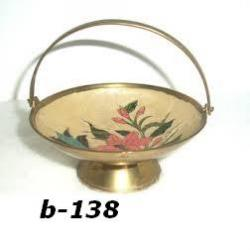 B-138 BASKET AND BOWLS