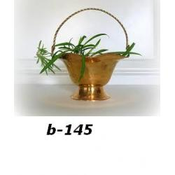 B-145 BASKET AND BOWLS