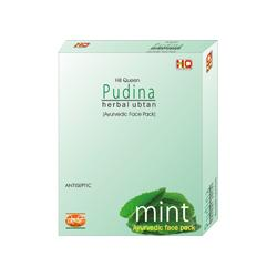 Hill Queen Pudina Herbal Ubtan