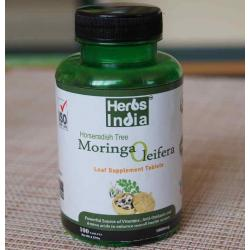 Moringa Tablet 1000 Mg