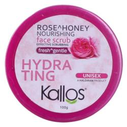ROSE HONEY NOURISHING FACE SCRUB