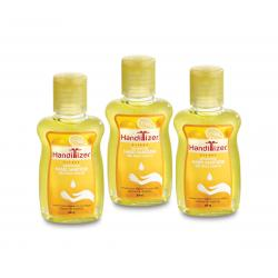 Handitizer - Citrus - Pack Of 3 Pcs